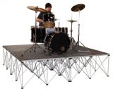 Intellistage Portable Staging ISDRUM460C 4SQ Meter 60CM High Drum Riser Platform
